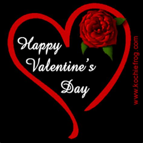 ucapan happy valentines day  images gif dp bbm kata