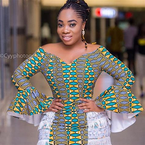 ankara short gown styles elegant short ankara gown styles for ladies fashion and