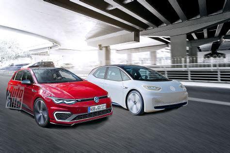 Volkswagen Id 2019 by Vw I D Gegen Golf 8 2019 Pro Und Kontra Autobild De