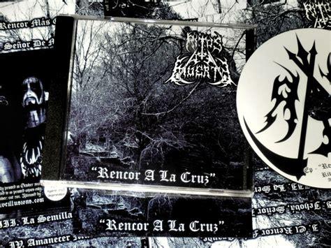 ritos de muerte ritos de muerte rencor a la cruz depressive illusions records