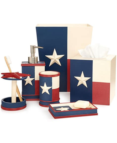 texas star bathroom decor avanti bath texas star collection bathroom accessories