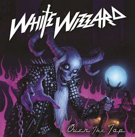 white wizzard over the top review