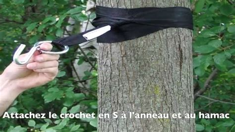 Accrocher Hamac Arbre by Comment Accrocher Un Hamac Sans Arbre Accrocher Un Hamac