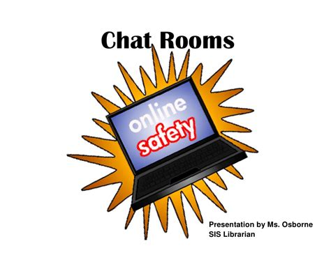 Safe Chat Rooms by Chat Room Safety