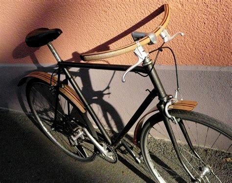 designboom wooden bike bike with wooden parts by dunker achim