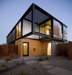 Modern Home Style Contemporary House In Arizona With Industrial Chic Style