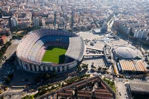 Home Design Companies finalists new camp nou baas arquitectura