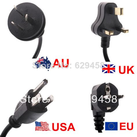 Ac Sharp Plasma 4ft 1 2m ac power cable cord for samsung toshiba lg sharp
