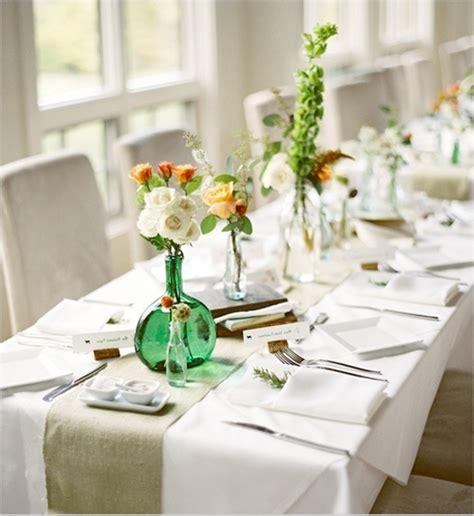 Hochzeitsdeko Zu Hause by 30 Vebl 252 Ffende Tischdeko Ideen F 252 R Ihr Zuhause