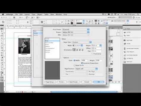 tutorial de indesign cs6 en español pdf indesign en espa 209 ol pdf compaginado youtube