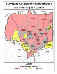 map of buckhead bcn