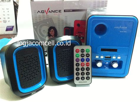 Speaker Advance Speaker Advance Duo 200 1 speaker komputer advance duo 200 jogjacomcell co id
