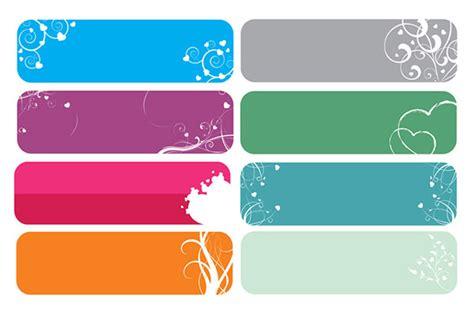 free download layout banner ファッション パターンのバナー デザイン その他をベクトルします 無料ベクトル 無料でダウンロード