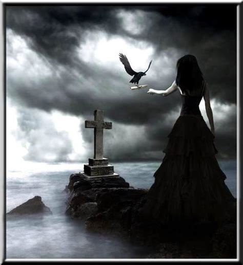imagenes de tristeza goticas anime gotico triste imagui