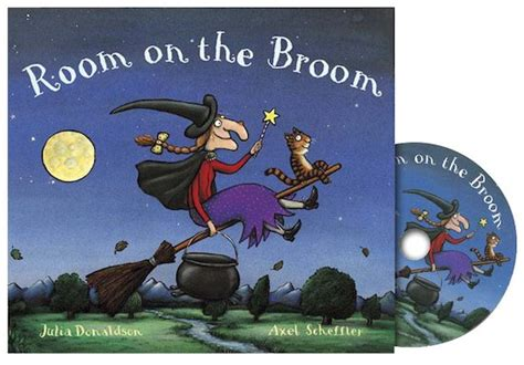 Room On The Broom by Room On The Broom Book And Cd