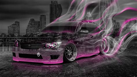 altezza car 2014 toyota altezza jdm crystal city smoke drift car 2014 el tony