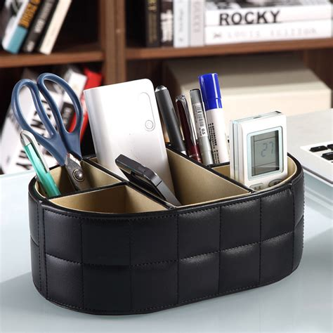 Black Leather Desk Organizer Black Leather Desk Organizer Reviews Shopping Black Leather Desk Organizer Reviews On