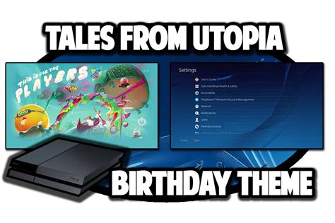 theme music utopia ps4 themes tales from utopia theme video in 60fps youtube