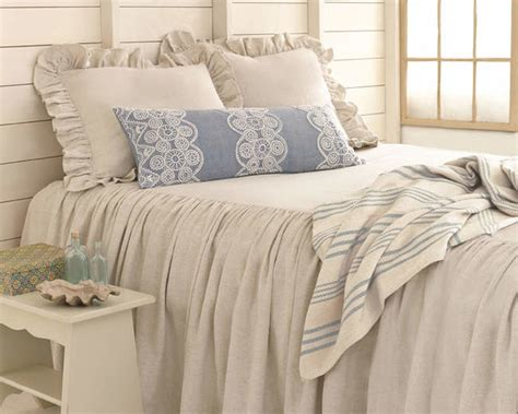 Chambray Bedding by Linen Chambray Bedding Traditional Duvet
