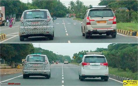 new car in chennai new mahindra mpv testing in chennai page 6 team bhp