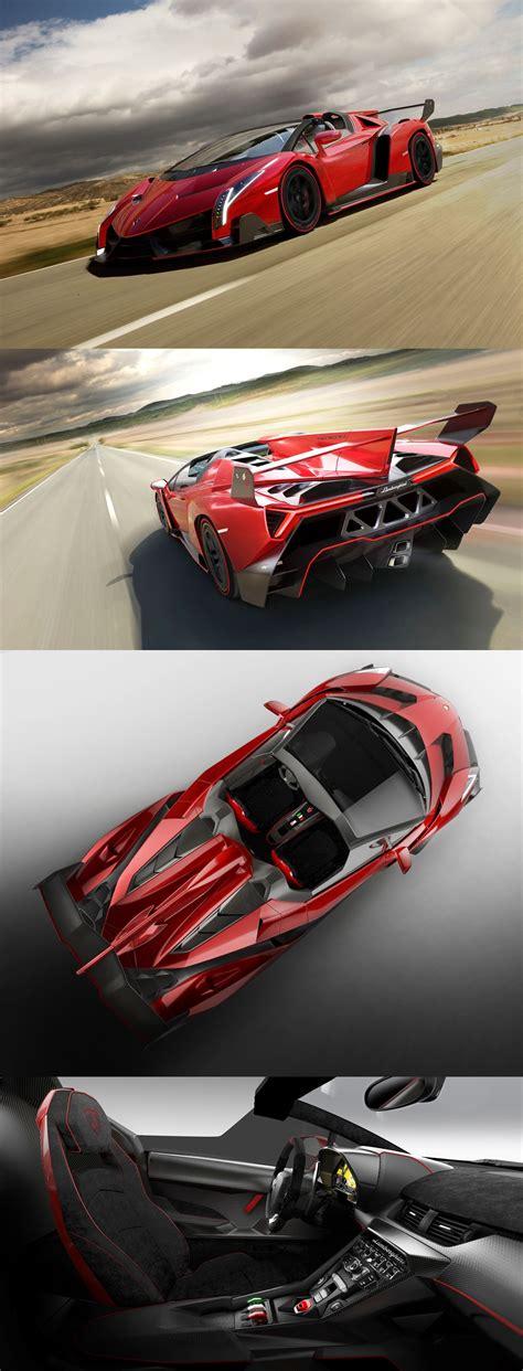 Lamborghini 6 Million by 4 6 Million Lamborghini Veneno Roadster Only 3 Were Made