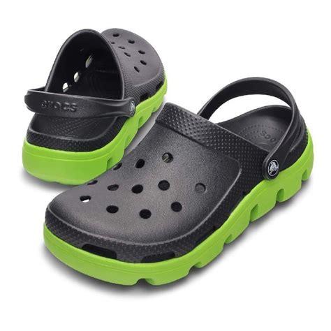 Duet Sport By Crocs crocs duet sport clogs black charcoal sea blue pink new and original ebay