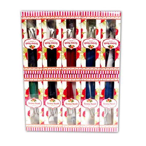 Souvenir Pernikahan Sendok Garpu Kecil souvenir sendok garpu kecil box kertas pusaka dunia