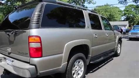 free car manuals to download 2003 chevrolet suburban 2500 interior lighting 2003 chevrolet suburban z71 for sale low miles one owner low miles loaded youtube