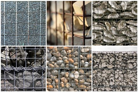 Garden Wall Materials All About Gabions Cheap Retaining And Other Garden