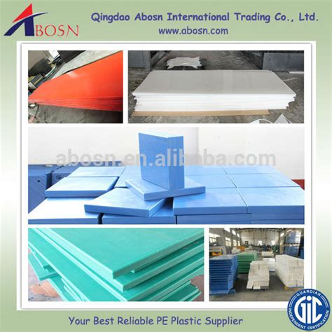 poly board plastic sheet prices for hdpe sheets recycled