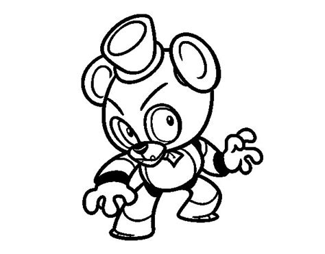 five nights at freddy s coloring book great coloring pages for and adults unofficial edition books disegno di freddy di five nights at freddy s da