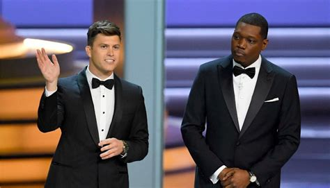 michael che twitter rolling stone on twitter quot watch colin jost and michael