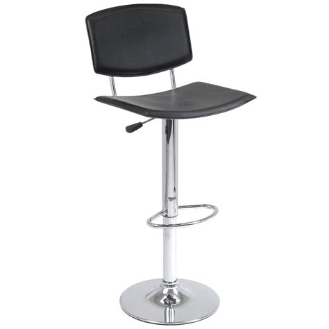 Winsome Stool by Winsome 174 Air Lift Bar Stool 151235 Kitchen Dining At