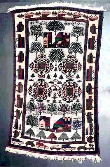 wars snow rug afghan war rugs