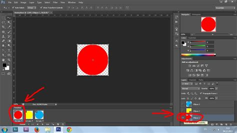 tutorial photoshop animation how to make gif animation in photoshop cs6 step by step
