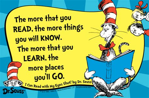 5 Interesting Things To Read This Monday by 5 Must Read Dr Seuss Books Literacy Inc