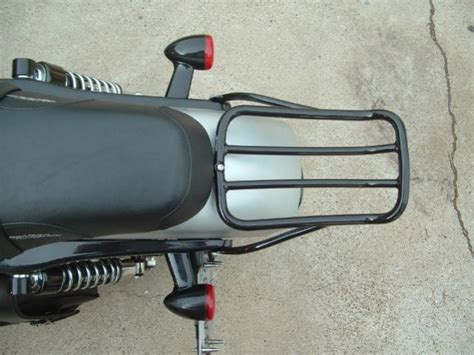 Nightster Luggage Rack by Luggage Rack For 2 Up Seat On Nightster Harley