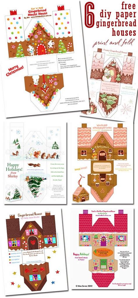 printable christmas cards activity village 9 best christmas village printable templates images on