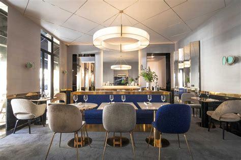 studio w interior design group parisian restaurant by rodolphe parente