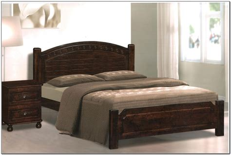 queen size wooden bed frame bed frames queen this item wrought iron bed frame dark bronze metal queen size free