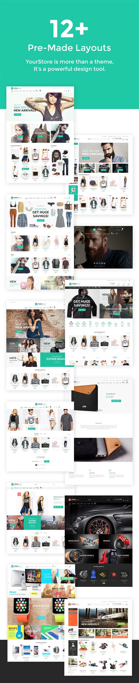 woocommerce themes clothing giveaway win 3 copies of yourstore woocommerce theme