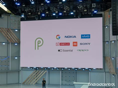 android beta the android p beta includes phones from 7 manufacturers in