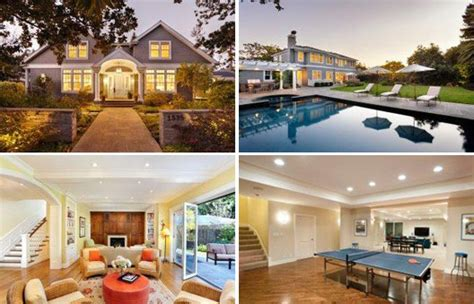 owned house before marriage divorce mark zuckerberg house portia dee