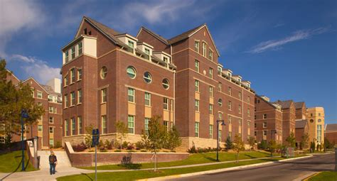 Centerbrook Architects And Planners Gt Projects Gt West Cus Housing University Of