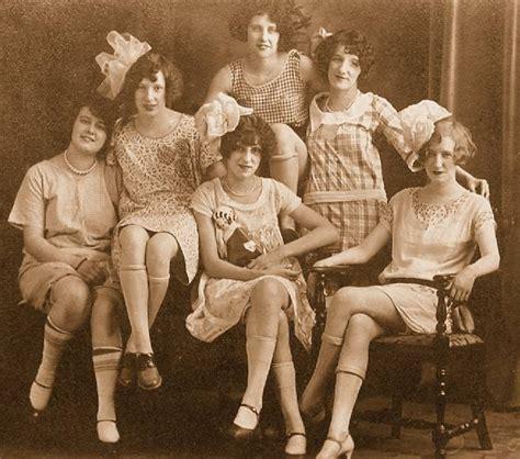 1920s flappers pictures studio portrait chicago radium studio 847 belmont