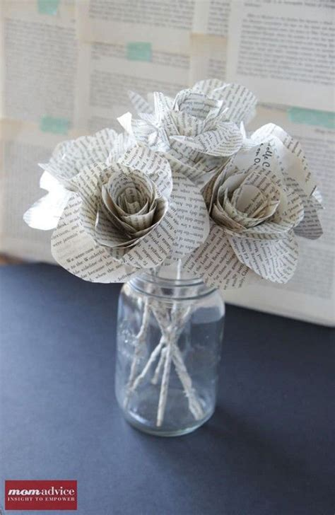Paper Craft Ideas For Weddings - create your own paper craft wedding decorations the