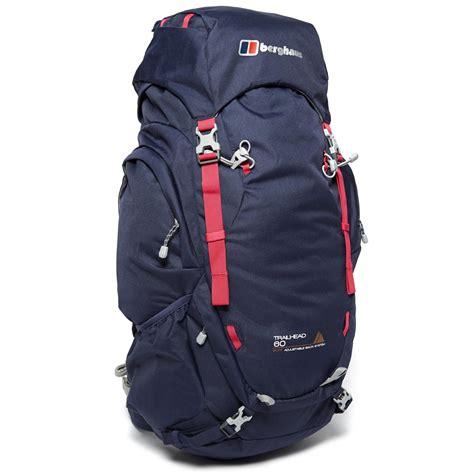 berghaus trailhead 60l rucksack