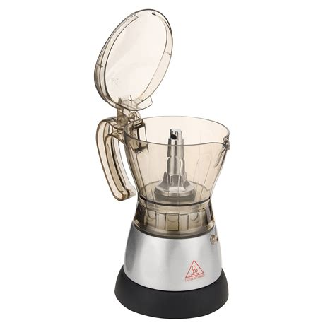 Mangkok Stanliss Proteck Fresh Box 1kg 3pc 4 cup electric espresso coffee maker machine percolator moka pot stovetop brewer 11street