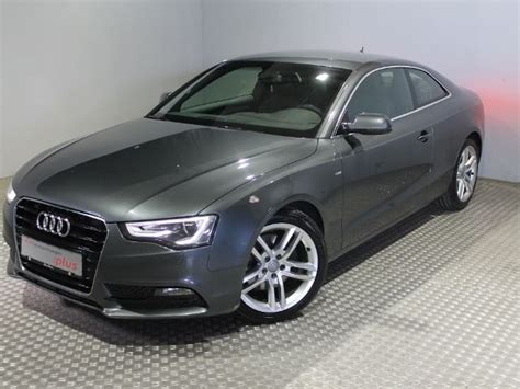 Audi A5 Lverbrauch by Audi A5 Coup 233 2012