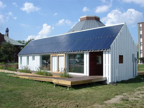 Modern Eco Homes And Passive Modern Passive House Traditional Agricultural Style